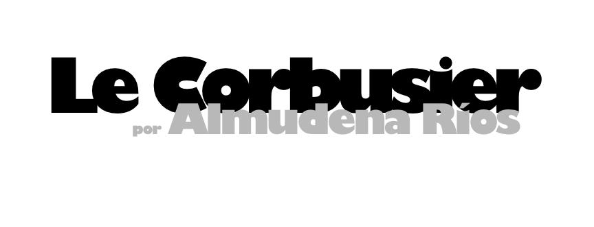 LE Corbusier_portada