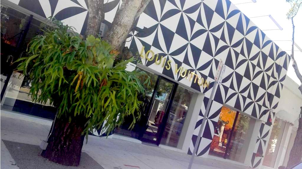 Miami Design District. Luxury Av