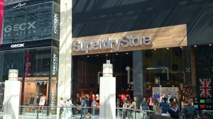 Superdry Store and Geox