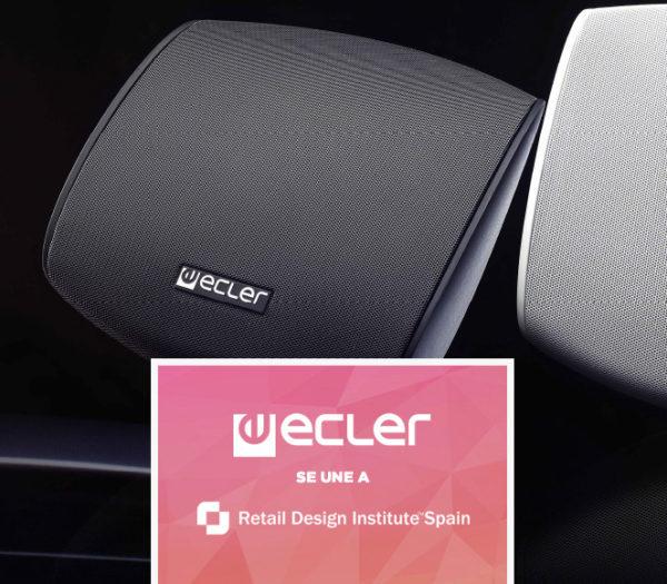 Es una satisfacción comenzar el año con la incorporación de Ecler como partner del Retail Design Institute