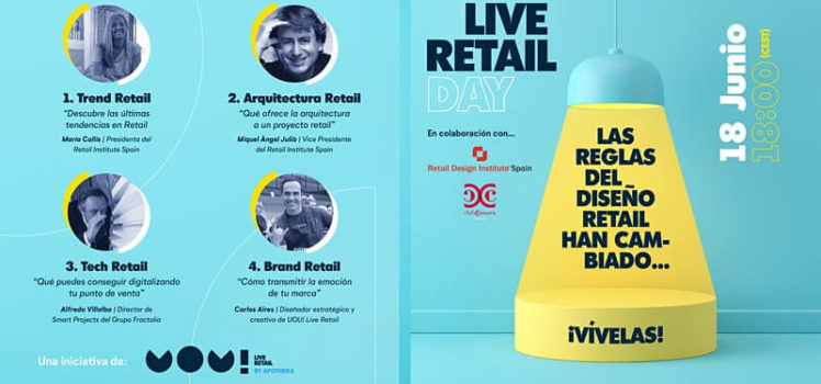 LIVE RETAIL DAY Online