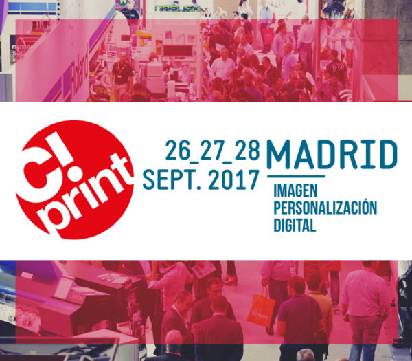 RDI SPAIN EN EL SALÓN C!PRINT MADRID 2017