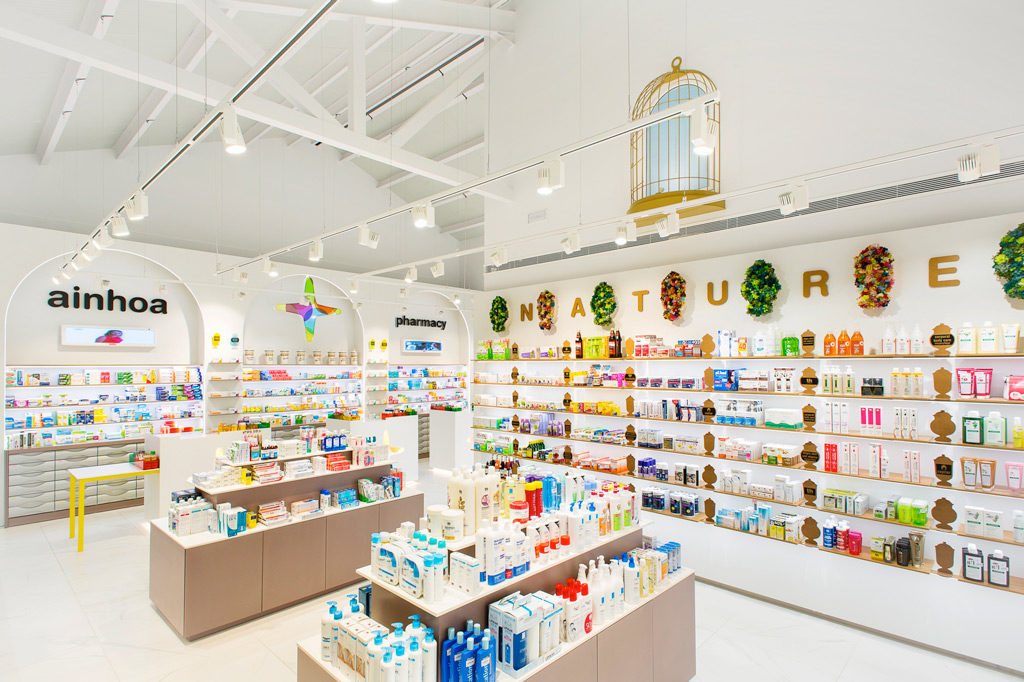 Farmacia Ainhoa por Marketing-Jazz