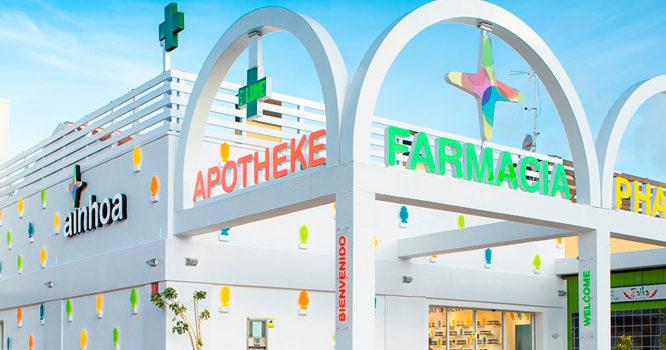 Exterior Farmacia Ainhoa